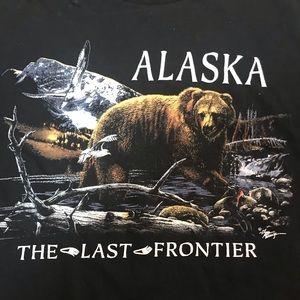 Alaska the Last Frontier Tee